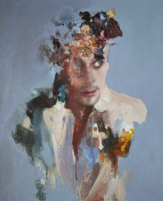 paintings by Jesùs Leguizamo | http://ineedaguide.blogspot.com/2014/12/jesus-leguizamo-update.html #art #paintings