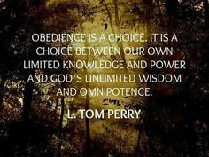 L. Tom Perry ❤