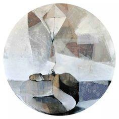 Dialogue Mixed media on canvas, cm A Perfect Circle, Malm, Mixed Media Canvas, Art Inspo, Texture, Drawings, Artwork, Prints, Inspiration