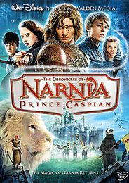 The magical world of C.S. Lewis' beloved fantasy comes to life once again in PRINCE CASPIAN, the second installment of THE CHRONICLES OF NARNIA series.