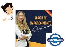 Coach de Emagrecimento Com Gladia Bernardi - Instituto Health Coaching - Você deseja lotar sua agenda e poder viver de Exclusivamente de coaching de emagrecimento definitivo, então, esta formação é para você.