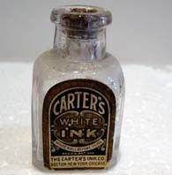 Antique and Victorian Ink Bottles