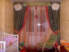 Stylish kids room curtains for boys, boys curtains 2018 How to choose kids room curtains for the boys, top tips for boys curtains colors and patterns of fabrics and design, kids room curtains for boys, boys curtain designs and ideas 2018 Kids Room Curtains, Nursery Curtains, Green Curtains, Colorful Curtains, Nursery Dark Furniture, Neutral Nursery Colors, Shabby Chic Colors, Curtain Designs, Curtain Ideas