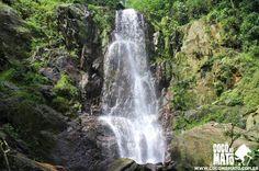 Cachoeira Escondida de Paranapiacaba - 10 trilhas para iniciantes em SP