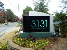 16 best images about apartment signage on Pinterest | Color black ...