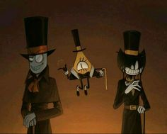 Read from the story ♥ Imágenes Paperhat ♥ (Black Hat X Dr. Flug) by LenaLemonleaf (Cindy Neko Chan) with reads. Best Crossover, Fandom Crossover, Bendy And The Ink Machine, Cartoon Games, Cartoon Shows, Game Character, Character Design, Bendy Y Boris, Desenhos Cartoon Network