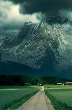 French Alps ∞