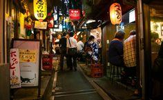 Omoide Yokocho - Shinjuku , Shinjuku-Sanchome - Restaurants & Cafés - Time Out Tokyo