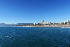 Monday barely started and we're already dreaming of our weekend beach plans in Santa Monica… #travel #adventure #summer
