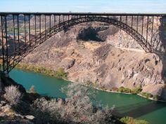 Rim to Rim bridge [really The Perrine Memorial bridge.]
