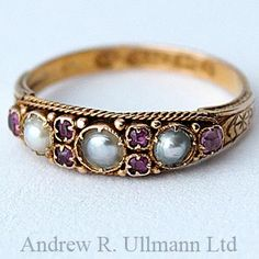 Love this website - antique jewery!