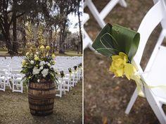 Beautiful Wedding Fowers Arrangements | Santa Fe River Ranch