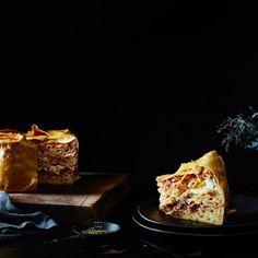 Timpano recipe on Food52
