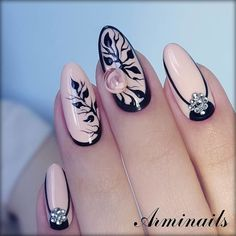 75+ Cute nail designs for summer 2018