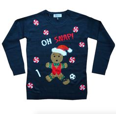 SGP Ugly Christmas Sweater