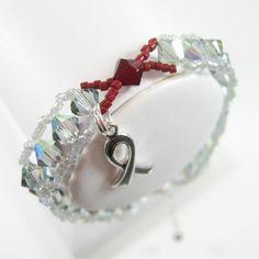 Beaded Jewels Special Bracelets of Hope for Juvenile Diabetes http://beadedjewels.biz/bracelets_of_hope_special.html