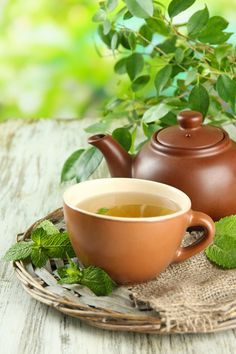 Herbal Tea Garden Plans for Stress, Colds, Flus and More - Gardening - Mother Earth Living