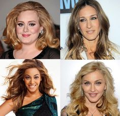 Is your face shape similar to the one of Adele, Beyoncè, Madonna or Sarah Jessica Parker? Here is how to apply blush | Pupa Style, PUPA Milano's blog
