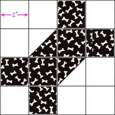 Free Dog Quilt Block Patterns - Bing Images