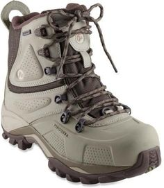 Stomp about in the snow freely in the Merrell Whiteout 8 Waterproof winter boots, which offer waterproof, insulated comfort rated to Trail Shoes, Hiking Shoes, Hiking Gear, Hiking Backpack, Winter Boots Outfits, Outfit Winter, Outfit Summer, Hiking Fashion, Waterproof Winter Boots