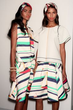 N is for Nos Bastidores As São Paulo Fashion Week comes to a close, we take a look backstage — or as they say, nos bastidores — at Forum...