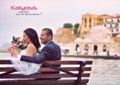 Wedding in Greece chania  Kalypsis events entertainment