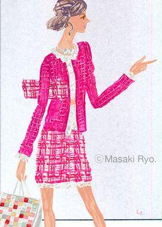 Chanel by Masaki Ryo