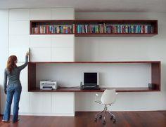 8x Minimalistische Werkplek : Minimalistische werkplekken interior