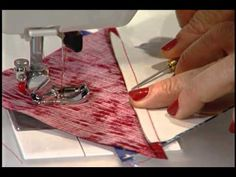 Star Spangled Favorites - Saw Tooth Star - Part One - YouTube