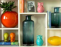 I pinned this from the Vivid & Vibrant - Add a Pop of Color with Eye-Catching Accents event at Joss and Main!