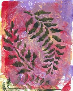 GlimmerPurplewithLeaves.jpg 246×308 pixels. More can be found on The Cheerful Stamp Pad blog.