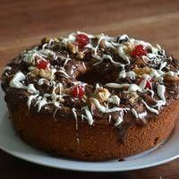 Cake Recipes, Dessert Recipes, Desserts, Cake Decorating With Fondant, Savarin, Xmas Food, My Dessert, Sweet Bread, Clean Eating Snacks