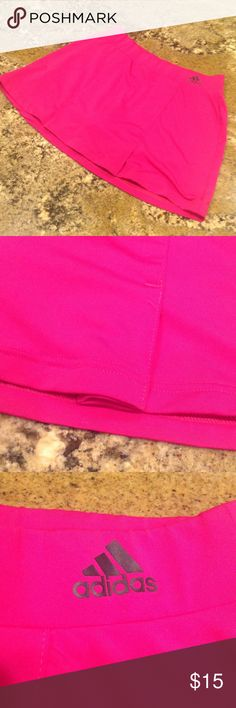 Adidas clinal item tennis skirt/skort Tennis skirt skort. Lycra. Size small Adidas Skirts Mini
