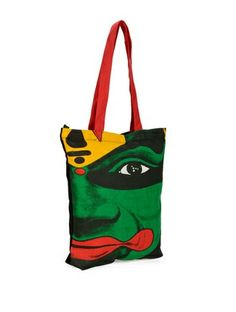 Tote Bag - KERALA KATHAKALI CULTURE by VIDA VIDA Nf5LiI8Swj