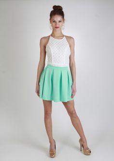 Flowy Short Skirt | Dream closet | Pinterest | Short skirts ...