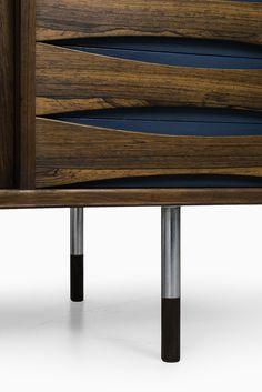 Arne Vodder sideboard in rosewood by Sibast at Studio Schalling