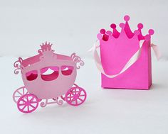 LD Solutions: Classic princess party elements -easy to make