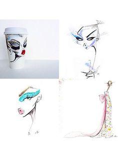Dior's resident artist, Jamie Lee Reardin