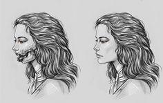 Lydia van Bredevoort by Anastasia Kulakovskaya (Witcher)