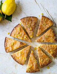 Give our Italian almond and Amalfi lemon cake a go. The Amalfi lemons have a strong intense lemony aroma, and are slightly sweeter. This light summery cake is seriously moreish, a real crowd pleaser