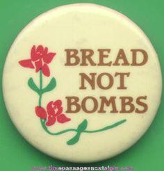 Bread Not Bombs