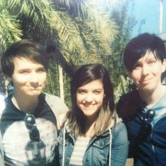 catrific, phil, and dan