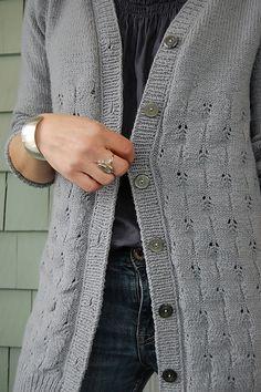 Ravelry: Moonshine cardigan pattern by Thea Colman