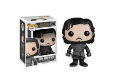 Jon Snow POP! Game of Thrones - #JonSnow #GameOfThrones #Funkopop