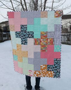 A Baby Plus Quilt | Flickr - Photo Sharing!