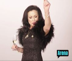 Real Housewives Of Auckland Star Anne Batley-Burton Releases Christmas Song!
