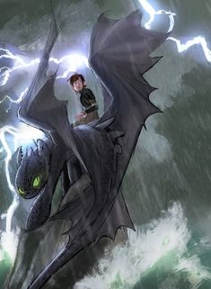 """monoflaxart: """"Night Fury on a Cliff """" < Hiccup and Toothless. Httyd Dragons, Dreamworks Dragons, Dreamworks Animation, Disney And Dreamworks, Animation Film, Httyd 3, Toothless And Stitch, Hiccup And Toothless, Dragon Trainer"""