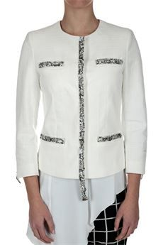 Dondup  giacca anastasya  SS2015  moda  donna  woman  fashion  bforeshop aab368740d45