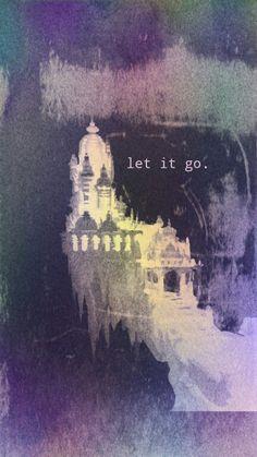 Let it go. #frozen