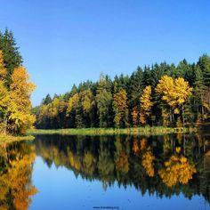 czech republic bohemia forest | Autumn – Jindřichův Hradec, South Bohemia, Czech Republic ...